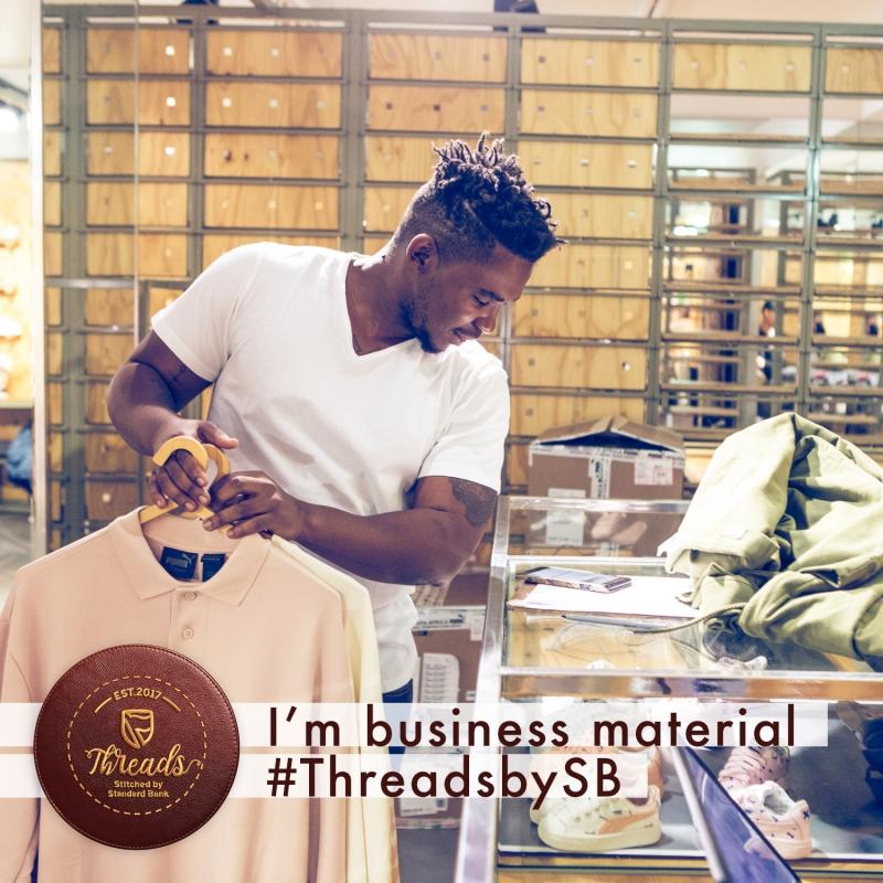 Siya Beyile - Standard Bank - Threads