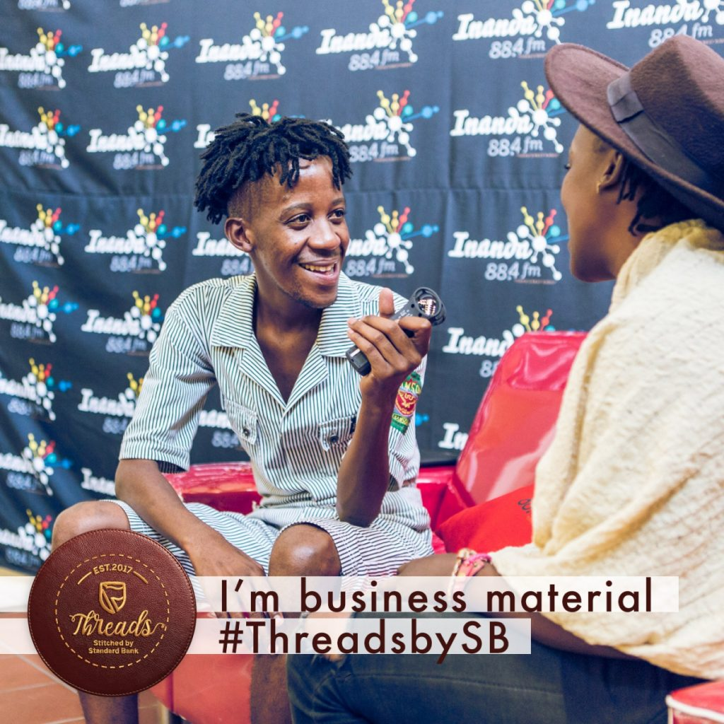 Sandile Nene - Standard Bank - Threads