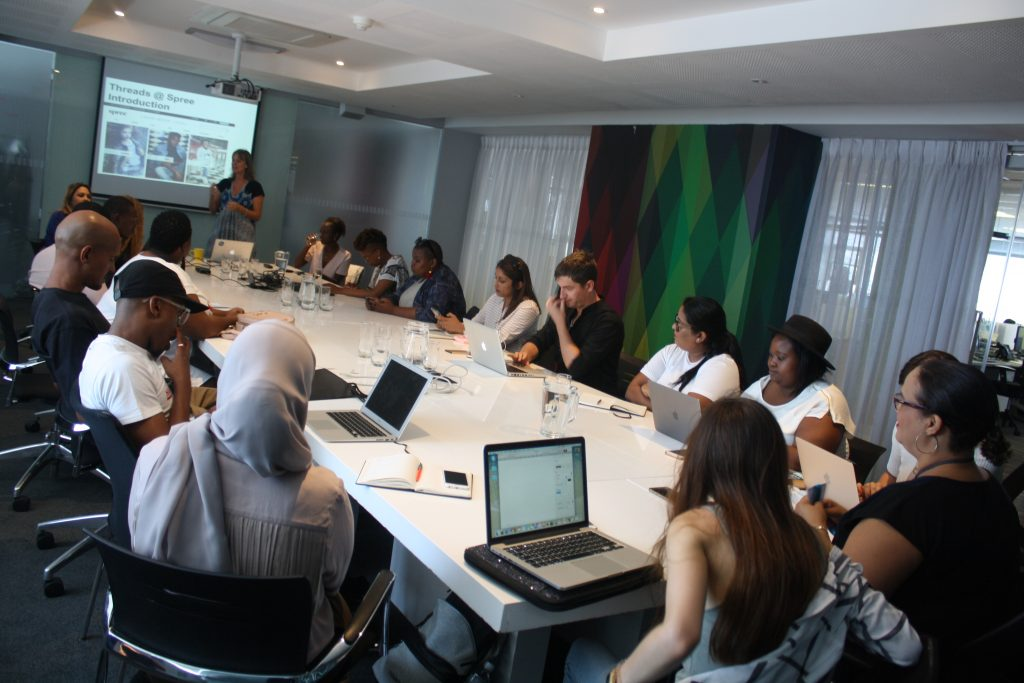 SPREE The Business of Fashion Accelerator Program In Africa